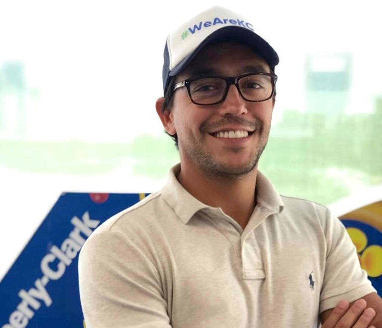 Featured Kimberly Clark Employee Alejandro Aguirre